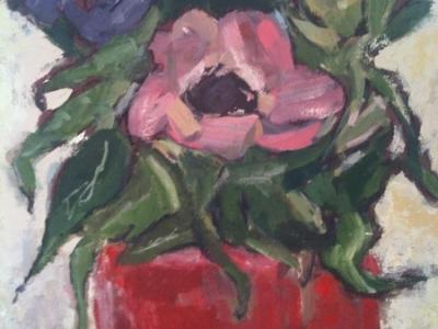 Flowers 16 anemones