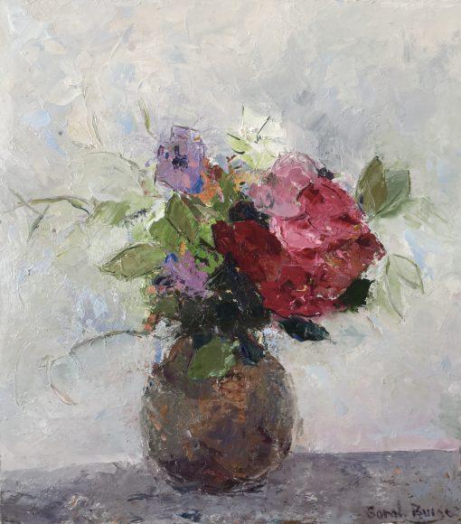 Bloomsbury roses,Firle,
