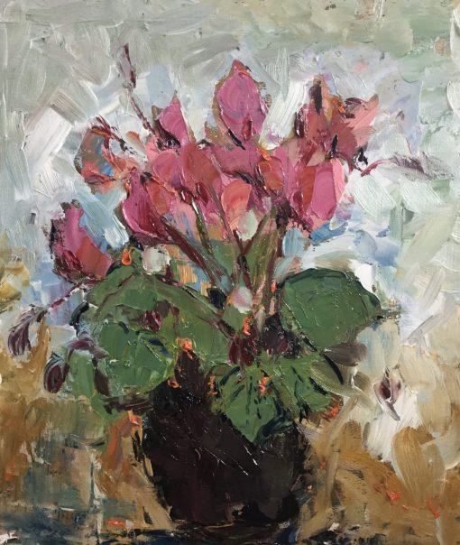 Flower shows Brighton art gallery